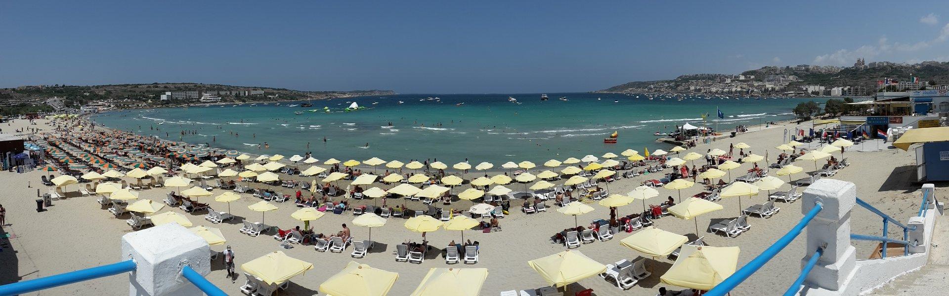mellieha-bay-beach-malta
